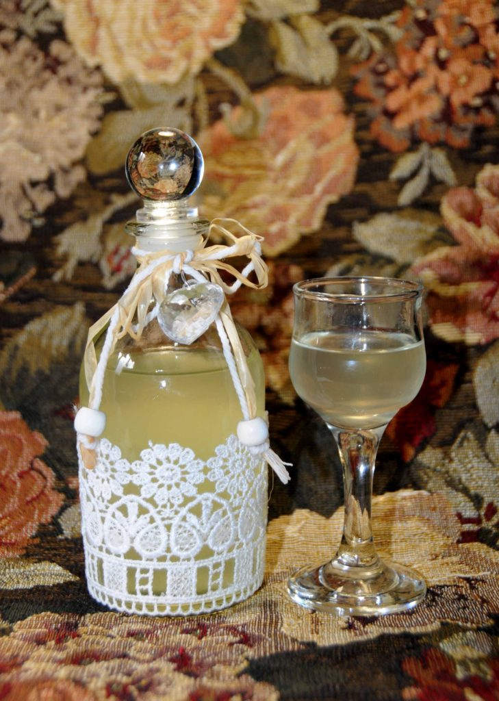 Homemade Liqueurs Liqueur Melon Photo By Thanasis Bounas