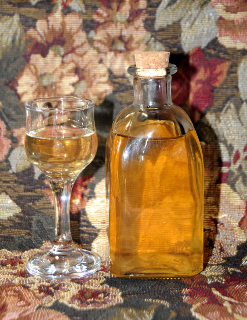 Homemade Liqueurs Liqueur Pear Photo By Thanasis Bounas