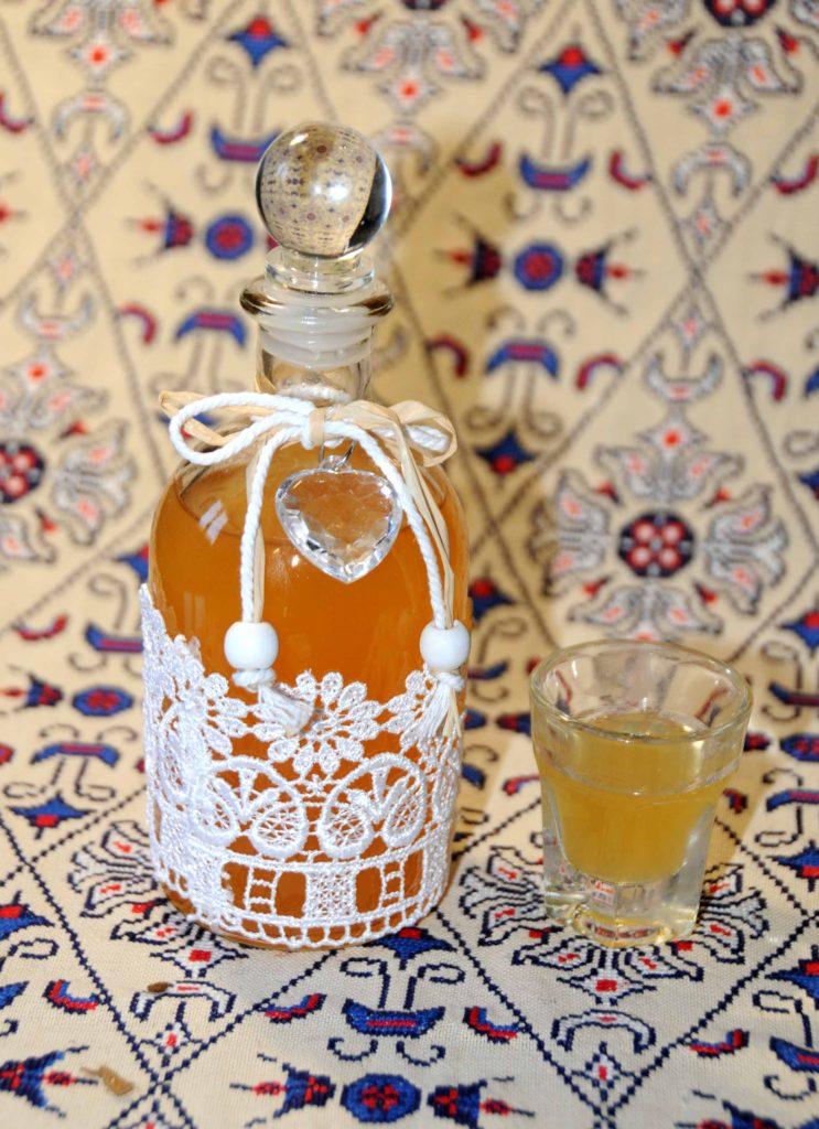 Homemade Liqueurs Red Orange Liqueur Photo by Thanasis Bounas
