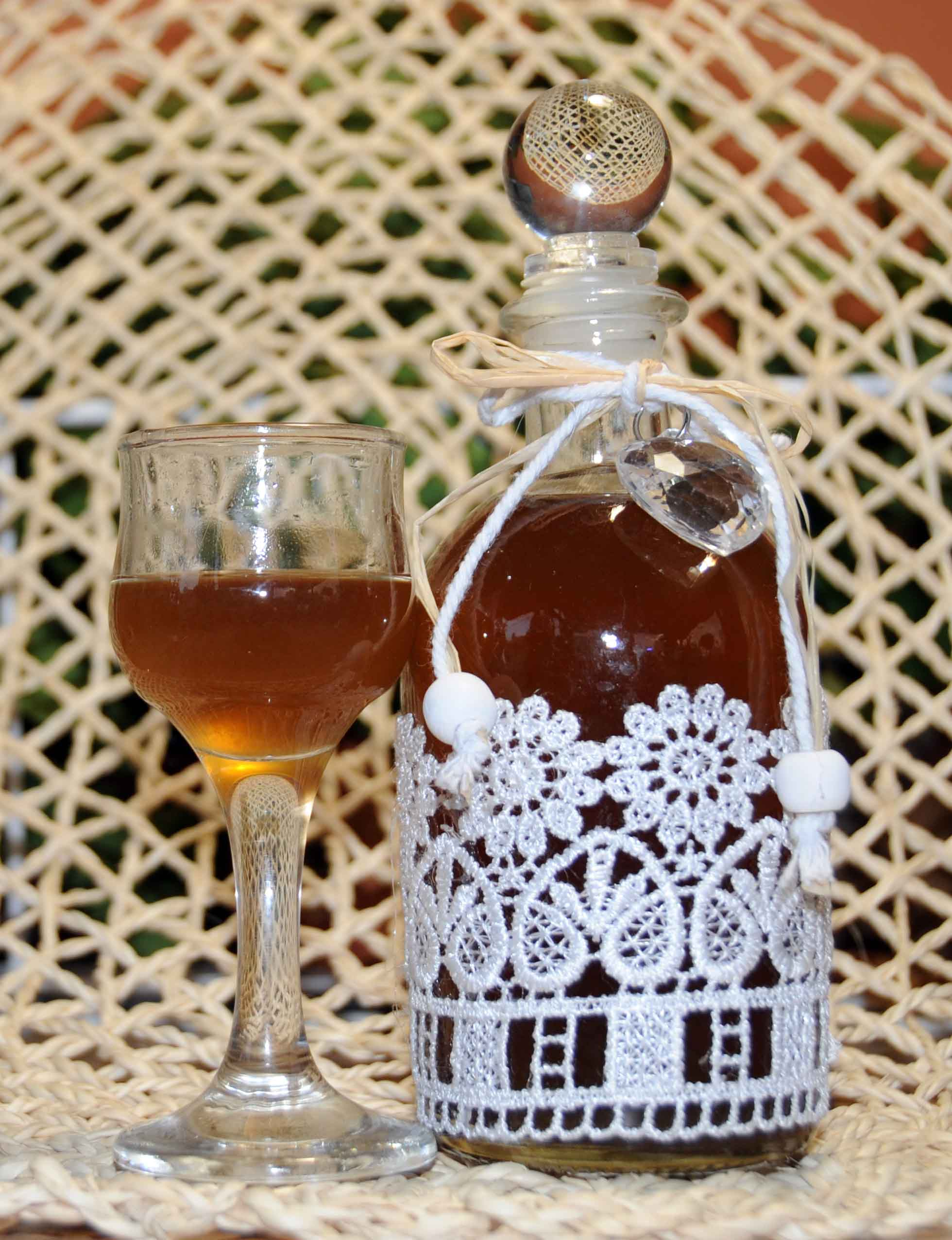 White Berry Liqueur - Photo By Thanasis Bounas