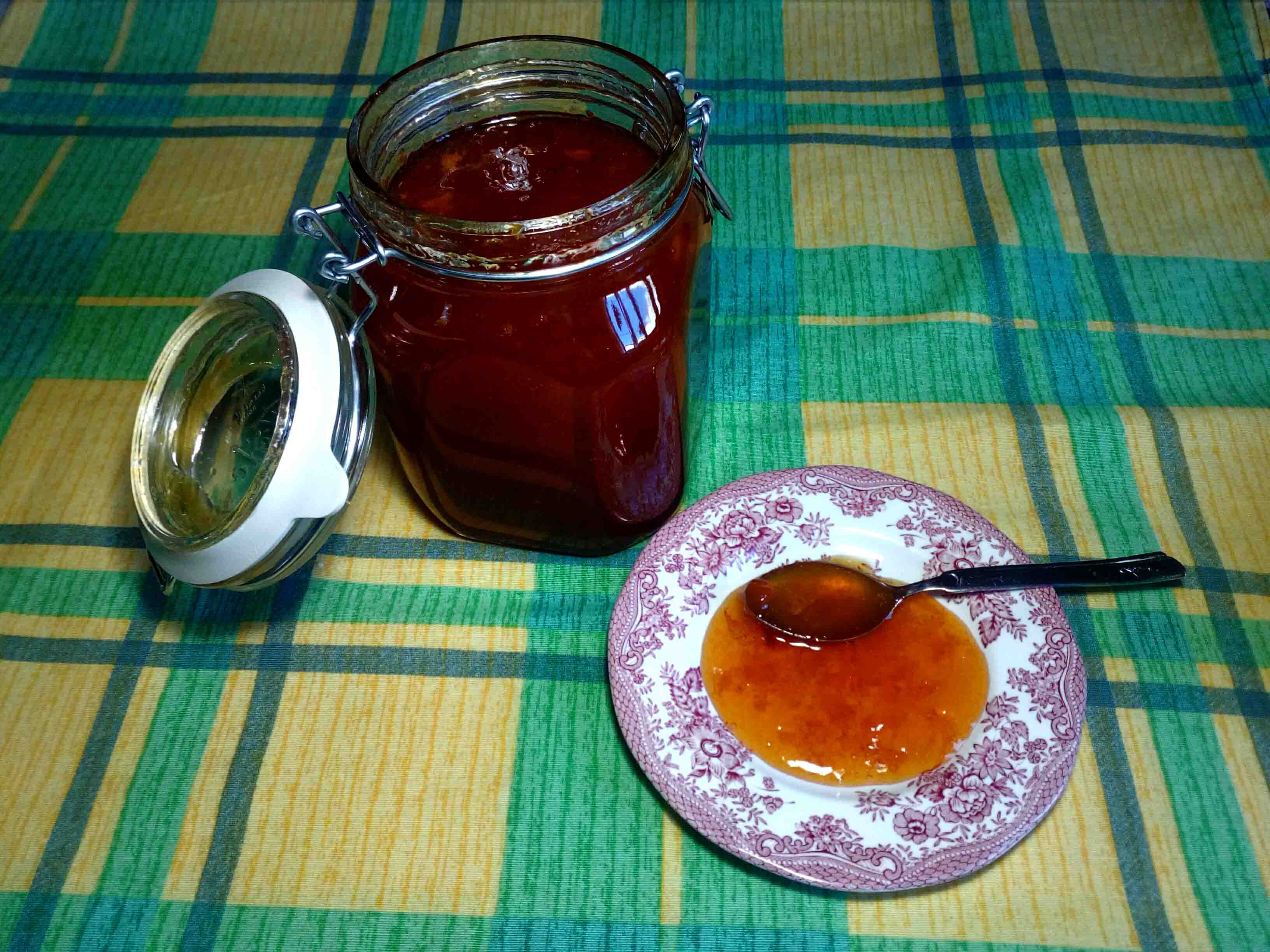 Apricot Jam - Photo By Thanasis Bounas