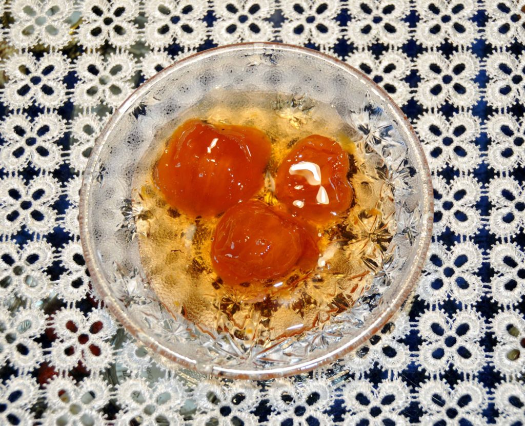 Homemade Preserves Loquat Preserve - Photo By Thanasis Bounas