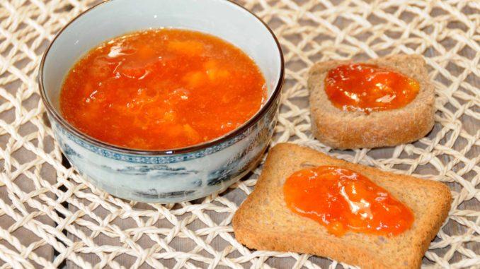 Apricot jam _ Photo By Thanasis Bounas
