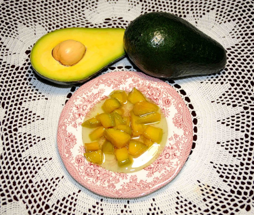 Avocado Preserve - Photo By Thanasis Bounas