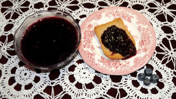 Blueberry Jam - Photo By Thanasis Bounas