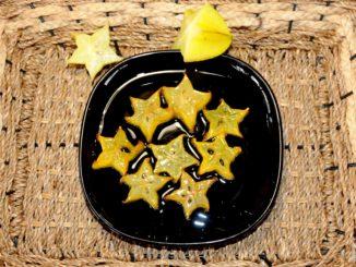 Carambola (star fruit) Preserve - Photo By Thanasis Bounas