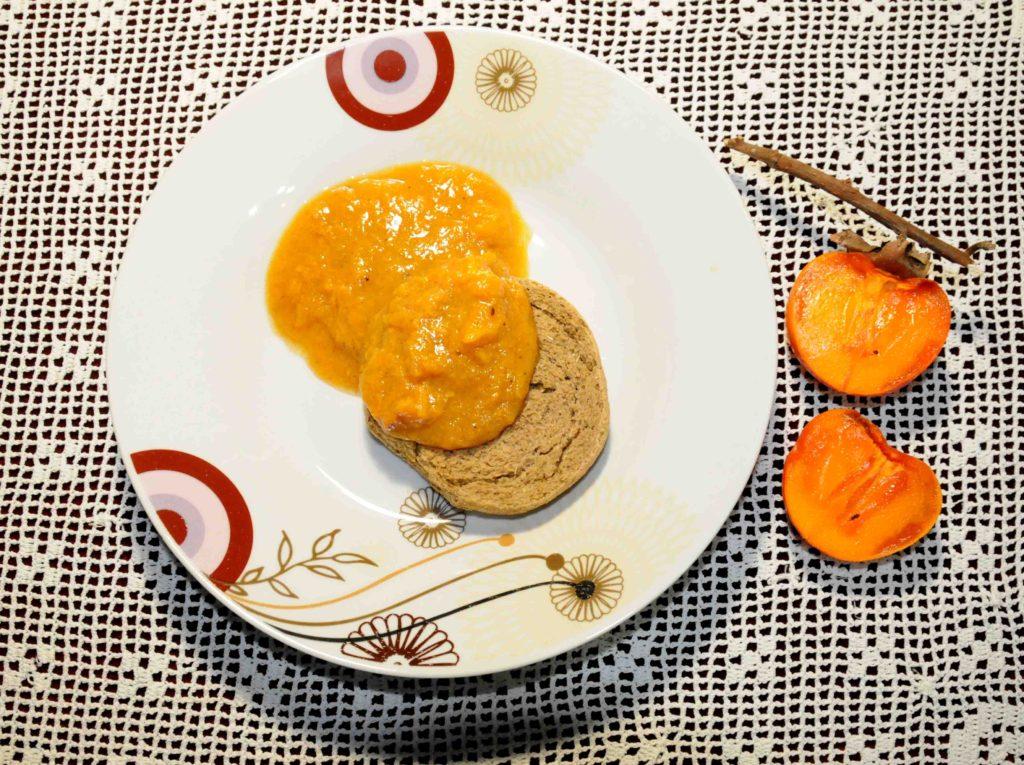 Greek Persimmon Jam - Photo By Thanasis Bounas