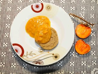 Greek Persimmon Jam - Photo By Thanasis Bounas