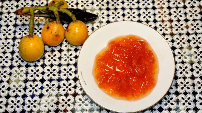 Loquat jam - Photo By Thanasis Bounas