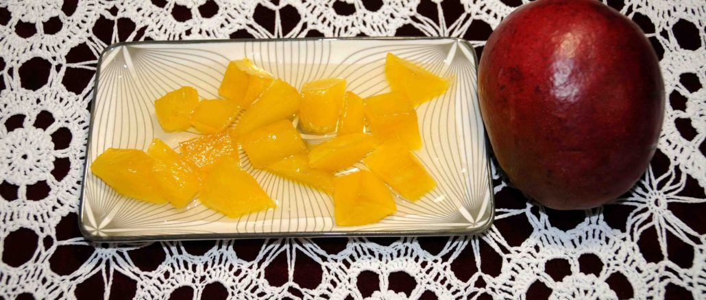 Mango Preserve - Photo By Thanasis Bounas