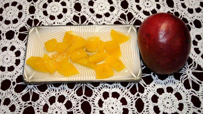 Mango Preserve - Photo By Thanasis Bounas