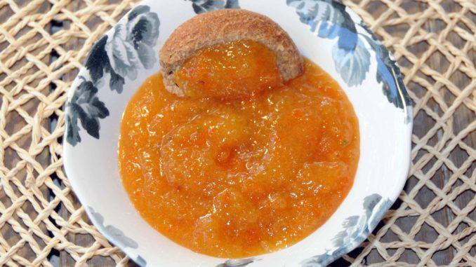 Melon, Apple, Nectarine, Kumquat Jam - Photo By Thanasis Bounas