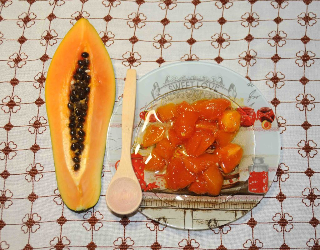 Papaya Preserve - Photo By Thanasis Bounas