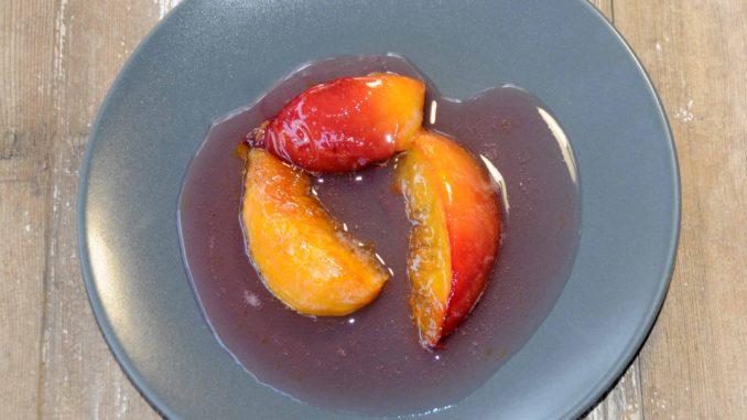 Peach Preserve - Photo By Thanasis Bounas