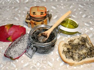 Pitayaha (Dragon Fruit) Jam - Photo By Thanasis Bounas