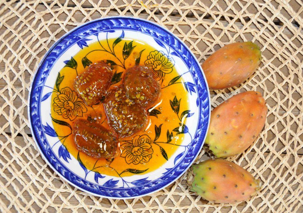 Prickly Pear Preserve - Photo By Thanasis Bounas