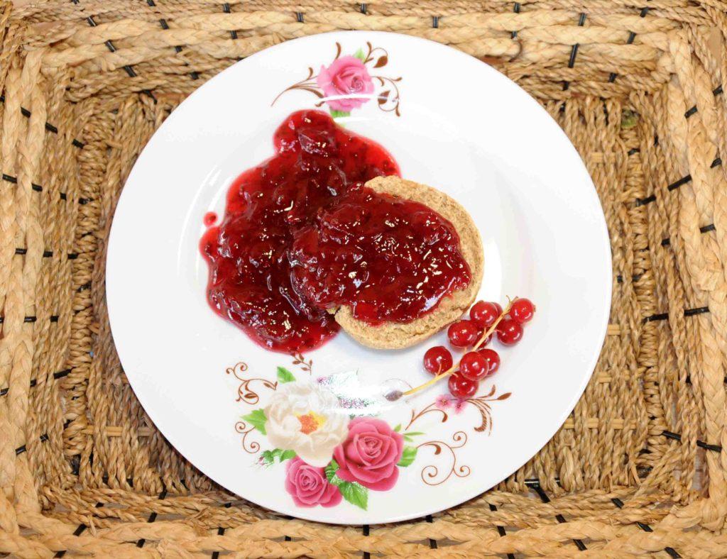 Red Gooseberry Jam - Photo By Thanasis Bounas