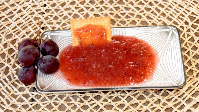 Strawberry Grape Jam - Photo By Thanasis Bounas