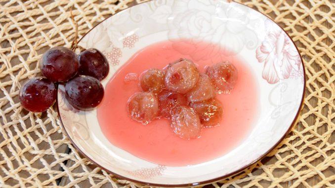 Strawberry Grape Preserve - Photo By Thanasis Bounas