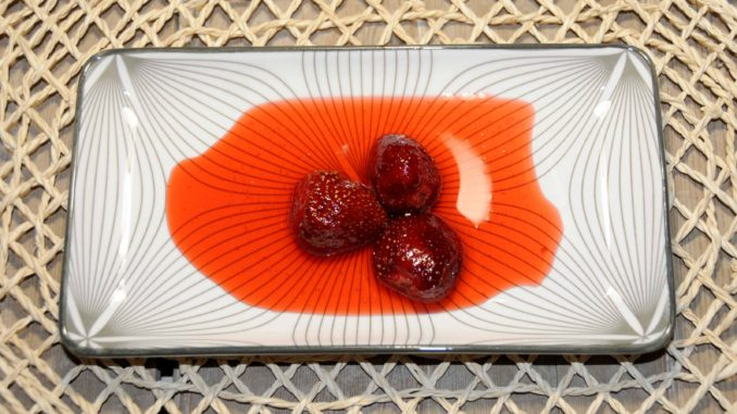 Strawberry Preserve - Photo By Thanasis Bounas