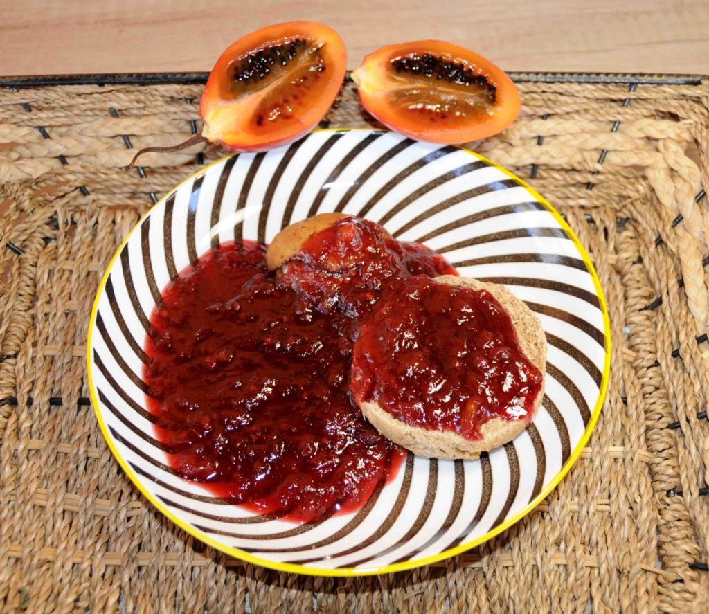 Tamarillo Jam - Photo By Thanasis Bounas